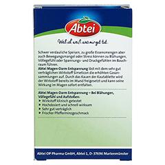 ABTEI Magen-Darm Entspannung 20 Stück - Rückseite