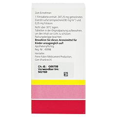 Tardyferon-Fol 100 Stück N3 - Rückseite