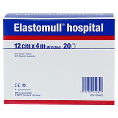 ELASTOMULL hospital 12 cmx4 m elast.Fixierb.weiß 20 Stück - Rückseite