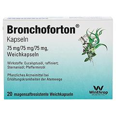 Bronchoforton 20 Stück N1 - Rückseite