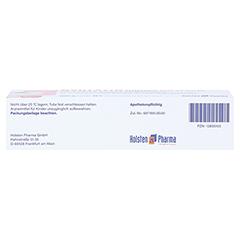 Nystatin Holsten Softpaste 100 Gramm N3 - Unterseite