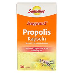 AAGAARD Propolis Kapseln 30 Stück - Vorderseite