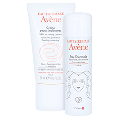 AVENE Creme f.überempf.Haut DEFI + gratis AVENE Thermalwasser Spray 50 ml 50 Milliliter
