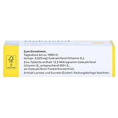 DEKRISTOL 500 I.E. Tabletten 100 Stück N3 - Unterseite