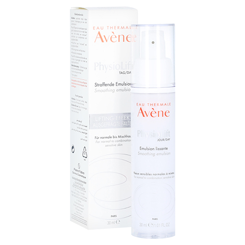 Avène Physiolift Tag Straffende Emulsion 30 Milliliter