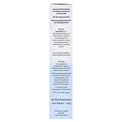 Doppelherz system Omega-3 Family Gel-Tabs mit Zitronengeschmack 60 Stück - Linke Seite