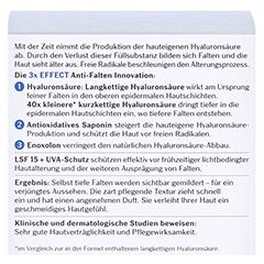 Eucerin Hyaluron-Filler Tagespflege Normale/Mischhaut + gratis Eucerin Dermatoclean Mizellen-Reinigung 100ml 50 Milliliter - Rückseite