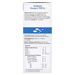 NORSAN Omega-3 Total 200 Milliliter - Linke Seite