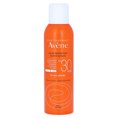 AVENE SunSitive schützendes Sonnenöl-Spray SPF 30 150 Milliliter