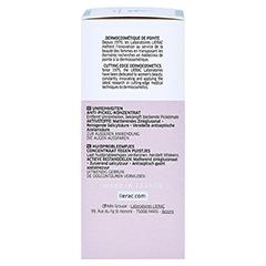 LIERAC Sébologie Anti-Pickel-Konzentrat + gratis LIERAC Sébologie Peeling-Maske 10 ml 15 Milliliter - Linke Seite