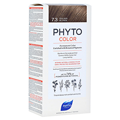 PHYTOCOLOR 7.3 GOLDBLOND Pflanzliche Haarcoloration 1 Stück