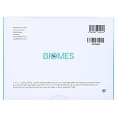 INTEST.pro Darmflora-Analyse Selbsttest Stuhlprobe 1 Packung - Rückseite