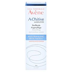Avène A-OXitive AUGEN Straffende Augenpflege + gratis Avène Hygiene-Set 15 Milliliter - Vorderseite