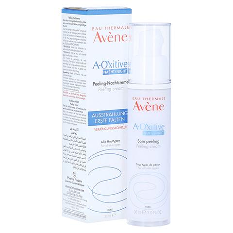 Avène A-OXitive NACHT Peeling-Nachtcreme 30 Milliliter