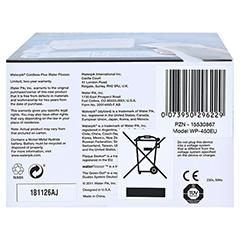 WATERPIK Cordless Plus Munddusche white WP-450E 1 Stück - Unterseite