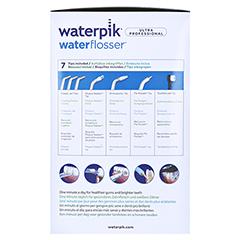 WATERPIK Ultra Professional Munddusche schw.WP-672 1 Stück - Linke Seite