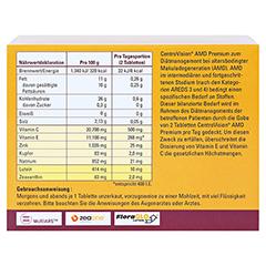 CentroVision AMD Premium 180 Stück - Rückseite