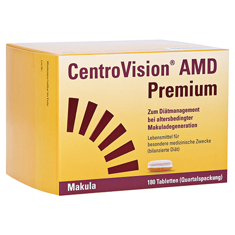 CentroVision AMD Premium 180 Stück