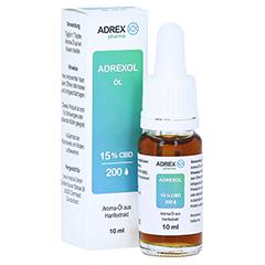 CBD 15% ADREXOL Tropfen 10 Milliliter