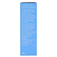 SOLCERA Lösung zum Auftragen auf die Haut 4 Milliliter - Linke Seite