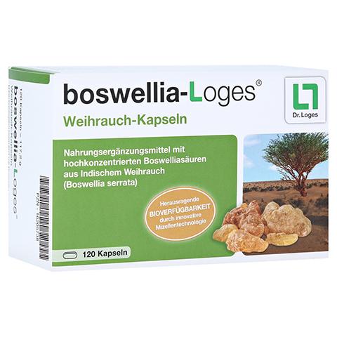 BOSWELLIA-LOGES Weihrauch-Kapseln 120 Stück