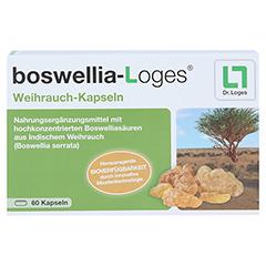 BOSWELLIA-LOGES Weihrauch-Kapseln 60 Stück - Vorderseite
