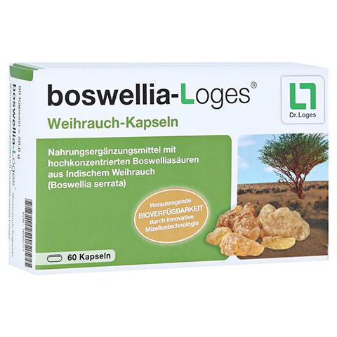 BOSWELLIA-LOGES Weihrauch-Kapseln 60 Stück