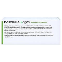 BOSWELLIA-LOGES Weihrauch-Kapseln 120 Stück - Oberseite