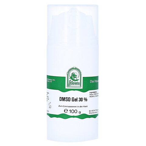DMSO-GEL 30% 100 Gramm