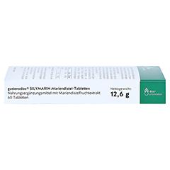 GASTERODOC Silymarin Mariendistel Tabletten 60 Stück - Linke Seite