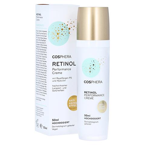 Cosphera Retinol Performance Creme 50 Milliliter