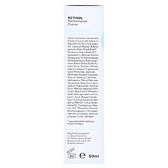 Cosphera Retinol Performance Creme 50 Milliliter - Linke Seite