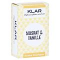 Klar Festes Shampoo Muskat/Vanille 100 Gramm