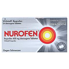 Nurofen Ibuprofen 400 mg 24 Stück - Vorderseite