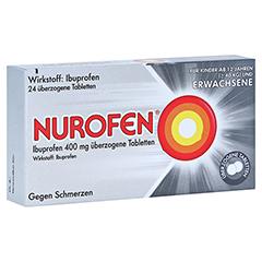 Nurofen Ibuprofen 400 mg 24 Stück