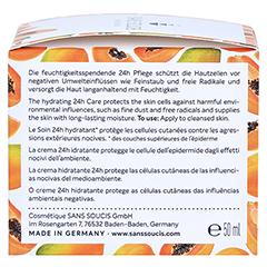 SANS SOUCIS DAILY VITAMINS Multischutz Pflege normale bis trockene Haut 50 Milliliter - Rechte Seite