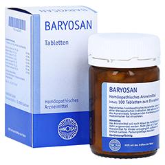 BARYOSAN Tabletten 100 Stück N1