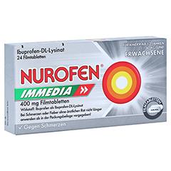 Nurofen Immedia 400 mg 24 Stück