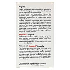 AAGAARD Propolis Kapseln 30 Stück - Rückseite