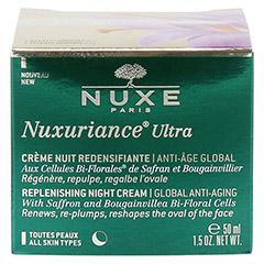NUXE Nuxuriance Ultra Nachtcreme 50 Milliliter - Rückseite