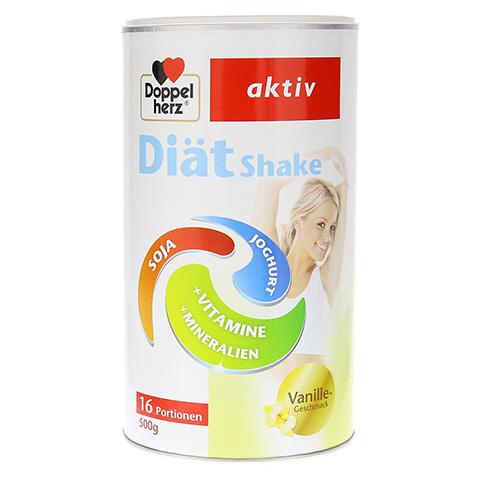DOPPELHERZ DiätShake Vanille Pulver 500 Gramm