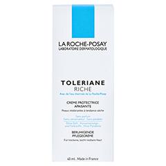 ROCHE POSAY Toleriane reichhaltige Pflege + gratis La Roche Posay Allergie-Hautpflege-Set 40 Milliliter - Vorderseite
