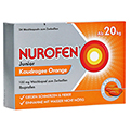 Nurofen Junior Kaudragee Orange 24 Stück