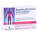 Ibuprofen Heumann Schmerztabletten 400mg 20 Stück
