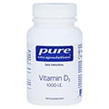 pure encapsulations Vitamin D3 1000 I.E. 120 Stück