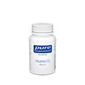 PURE ENCAPSULATIONS Vitamin D3 400 I.E. Kapseln 120 Stück