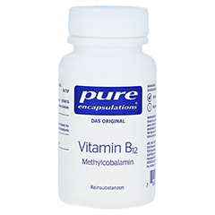 pure encapsulations Vitamin B12 Methylcobalamin 90 Stück