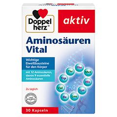 DOPPELHERZ Aminosäuren Vital Kapseln 30 Stück