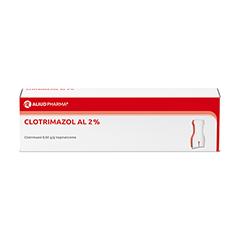 Clotrimazol AL 2% 20 Gramm N2