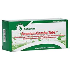 PREMIUM GAMBA-TABS f.Brieftauben 30 Stück